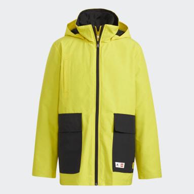 желтый Куртка adidas x Classic LEGO®