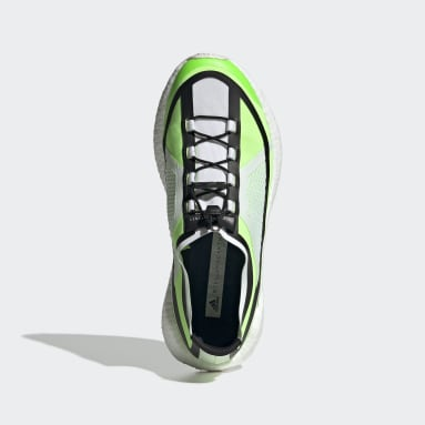 Tenis Pulseboost HD Verde Mujer adidas by Stella McCartney