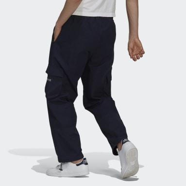 Pantalon adidas Adventure Cargo Bleu Hommes Originals
