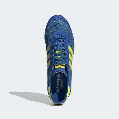 Men Originals Blue TRX Mesh Shoes