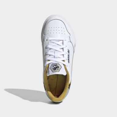 Tênis Continental 80 (UNISSEX) Branco Kids Originals
