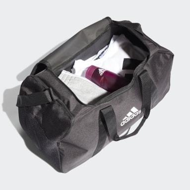 Football Black Tiro Primegreen Duffel Bag Medium