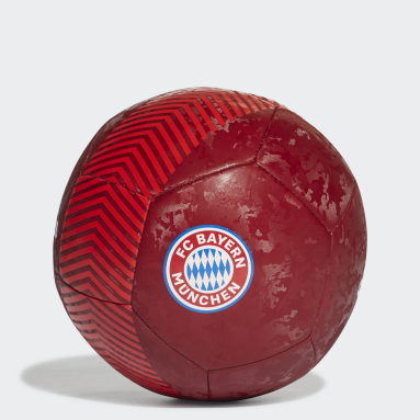Ballon FC Bayern Home Club rouge Soccer