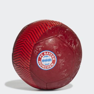 Soccer Red FC Bayern Home Club Ball
