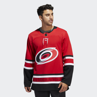 Men's Hockey Red Hurricanes Home Authentic Jersey