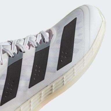 Gym & Training White Adizero Fastcourt 1.5 Tokyo Handball Shoes