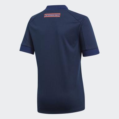 Camiseta Local Club Universidad de Chile Azul Niño Fútbol