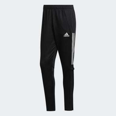 Men Gym & Training Black Condivo 20 Training Pants