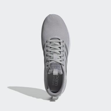 Men Sport Inspired Grey Lite Racer CLN Shoes