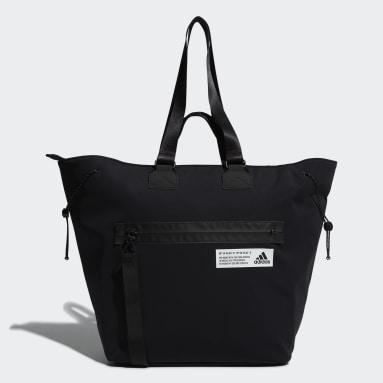 Women Training Black Favorites Two-Way Tote Bag