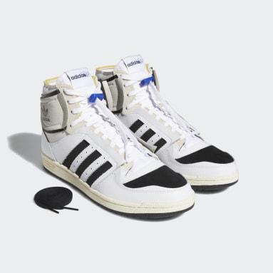 Chaussure Top Ten DE Blanc Originals