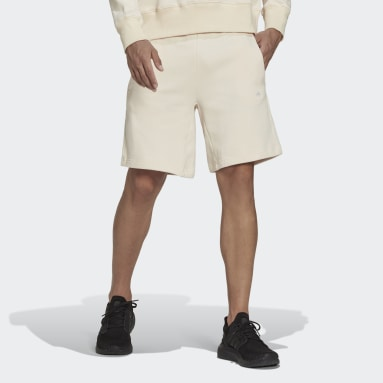 Heren Sportswear Wit adidas Sportswear Comfy and Chill Short