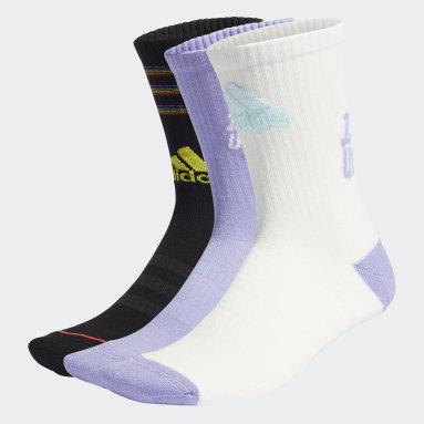Calcetines Clásicos Acolchados Tiro adidas Love Unites 3 Pares Negro Fútbol