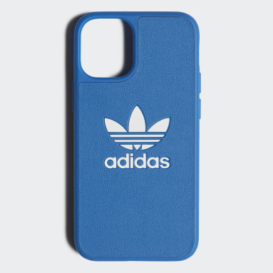 Coque Molded Basic iPhone 2020 5.4 Bleu Originals