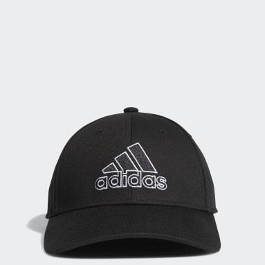 Men's Baseball Black Producer Stretch Fit Hat