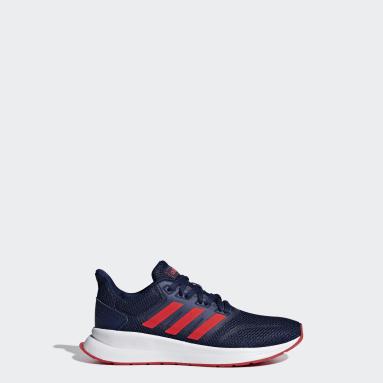 Jungen Running Runfalcon Schuh Blau