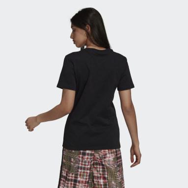 Camiseta HER Studio London Preto Mulher Originals