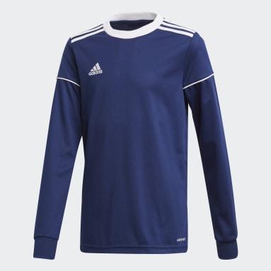 Squadra 17 trøye Blå