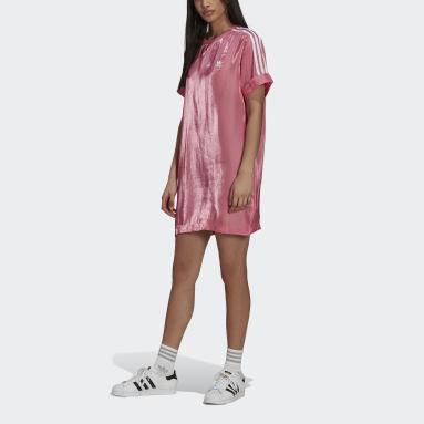 Women Originals Pink Dress