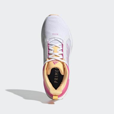 Women's Running White Response Super 2.0 Shoes