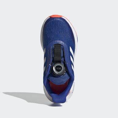 Barn Löpning Blå EQ Run Boa Shoes