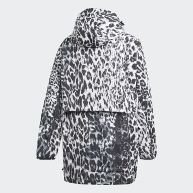 adidas by Stella McCartney TruePace Run Jacket WIND.RDY Czerń