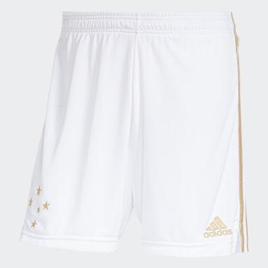 Shorts 2 Cruzeiro 21/22 Branco Homem Futebol