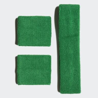 Munhequeiras Human Made Verde Originals