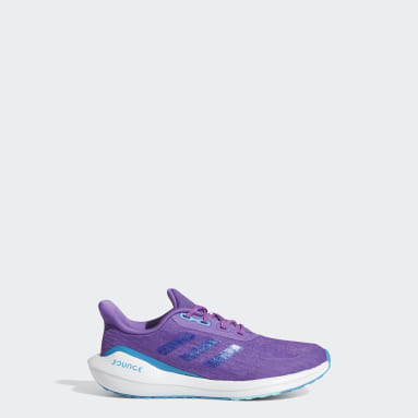 EQ21 RUN J Púrpura Niño Running
