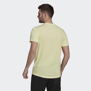 Men TERREX Yellow Terrex Tivid T-Shirt