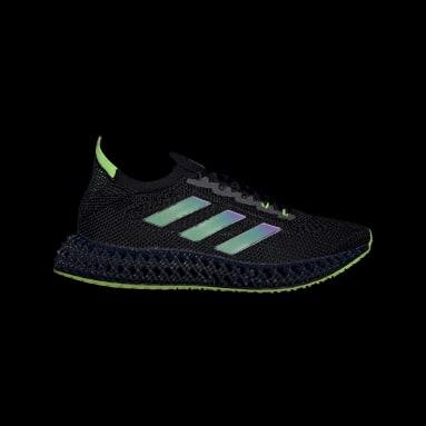 Men Running Black 4DFWD Shoes