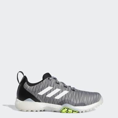 Sapatos CodeChaos Golf Cinzento Homem Golfe