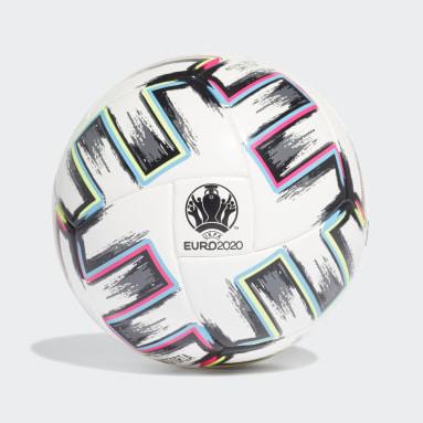 Fußball Uniforia Competition Ball Weiß