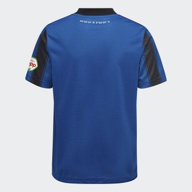 Hamburger SV 21/22 Bortetrøye Blå