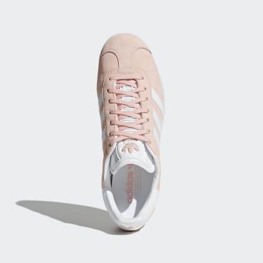 Dames Originals Roze Gazelle Schoenen