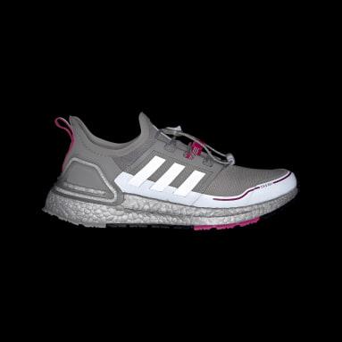 Zapatillas Ultraboost WINTER.RDY Gris Mujer Running