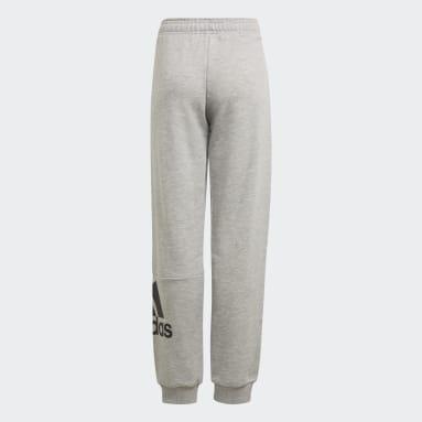 Pantalon Essentials French Terry gris Adolescents Essentials