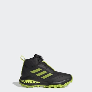 Scarpe da running FortaRun Freelock All Terrain Nero Bambini Running