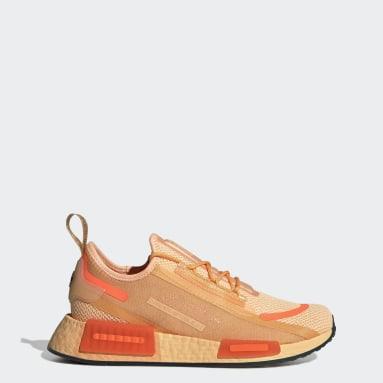 Kvinder Originals Orange NMD_R1 Spectoo sko