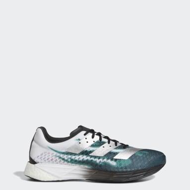 Chaussure Adizero Pro BM Blanc Running