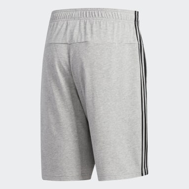 Shorts 3-Stripes Cinza Homem Essentials