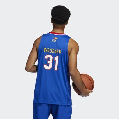 Men's Basketball Blue Jayhawks NCAA Swingman Jersey