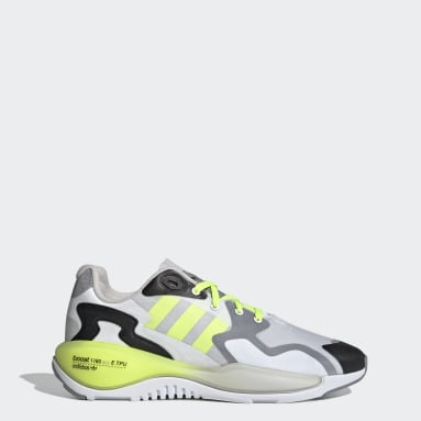 Originals White ZX Alkyne Shoes