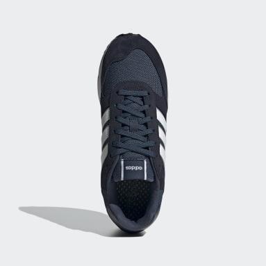 Running Run 80s Schuh Blau