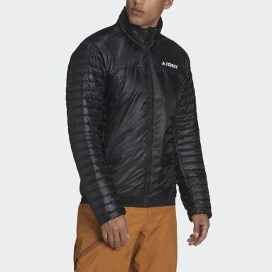 Men TERREX Black Terrex Techrock Primaloft Jacket