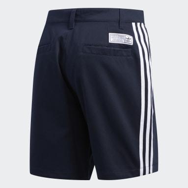 Shorts Chino Azul Hombre Originals