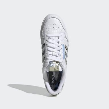 Scarpe Continental 80 Stripes Bianco Originals