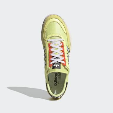 Chaussure adidas CT86 Jaune Originals