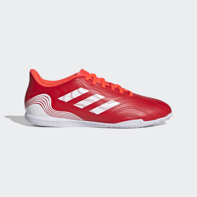 Men Soccer Red Copa Sense.4 Indoor Shoes