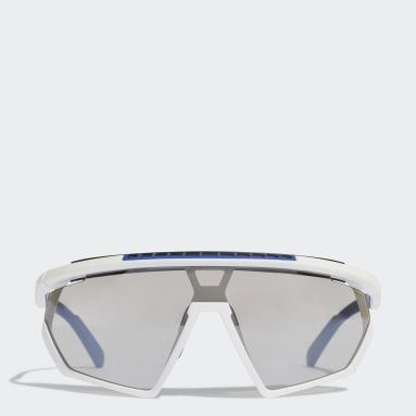 Lunettes de soleil Sport SP0029-H Blanc Running